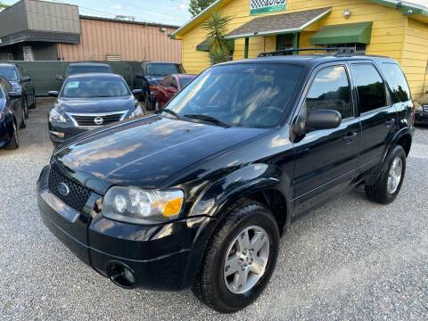 2005 Ford Escape for sale at Velocity Autos in Winter Park FL