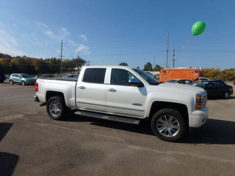 2014 Chevrolet Silverado 1500 for sale at BLACKWELL MOTORS INC in Farmington MO