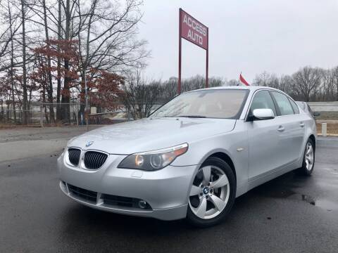 2006 BMW 5 Series for sale at Access Auto in Cabot AR