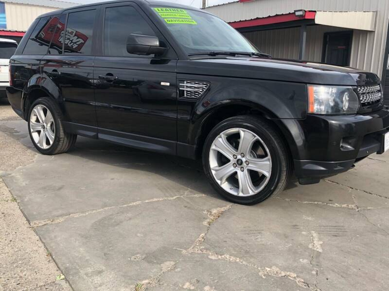 2013 Land Rover Range Rover Sport for sale at MAGIC AUTO SALES, LLC in Nampa ID