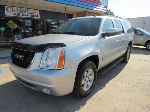 2010 GMC Yukon XL for sale at Classic Auto Brokers in Haltom City TX