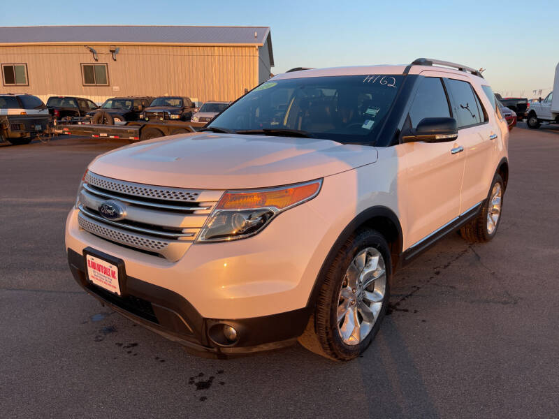 2014 Ford Explorer for sale at De Anda Auto Sales in South Sioux City NE
