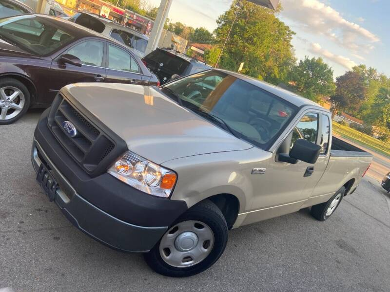 2007 Ford F-150 for sale at Car Stone LLC in Berkeley IL