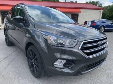 2019 Ford Escape for sale at CON ALVARO ¡TODOS CALIFICAN!™ in Columbia TN