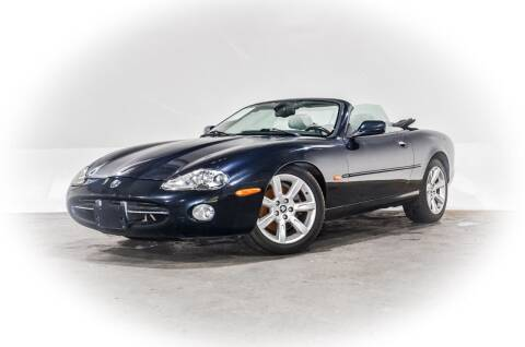 2003 Jaguar XK-Series for sale at CarXoom in Marietta GA