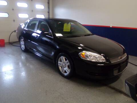 2012 Chevrolet Impala for sale at Pool Auto Sales Inc in Spencerport NY