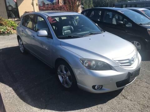 2006 Mazda MAZDA3 for sale at RJD Enterprize Auto Sales in Scotia NY