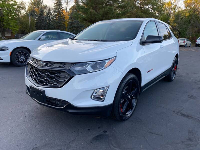 2019 Chevrolet Equinox for sale at Northstar Auto Sales LLC in Ham Lake MN