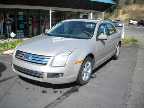2007 Ford Fusion for sale at Brinks Car Sales in Chehalis WA