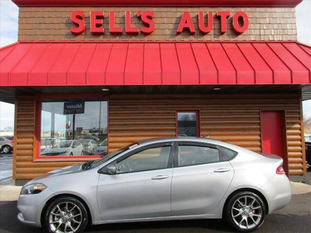 2014 Dodge Dart for sale at Sells Auto INC in Saint Cloud MN