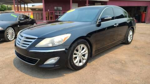 2012 Hyundai Genesis for sale at Fast Trac Auto Sales in Phoenix AZ