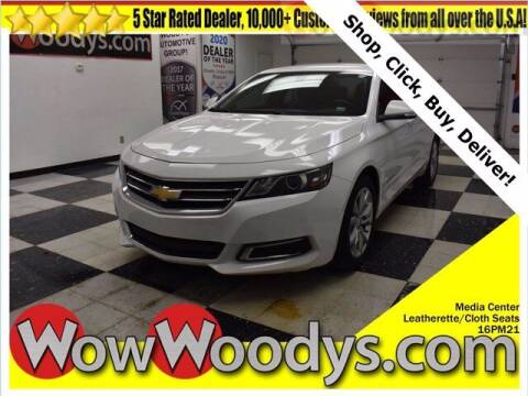 2016 Chevrolet Impala for sale at WOODY'S AUTOMOTIVE GROUP in Chillicothe MO