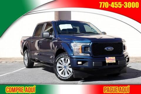 2018 Ford F-150 for sale at El Compadre Trucks in Doraville GA