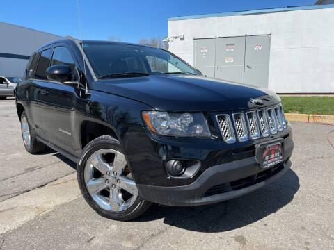 2014 Jeep Compass for sale at JerseyMotorsInc.com in Teterboro NJ