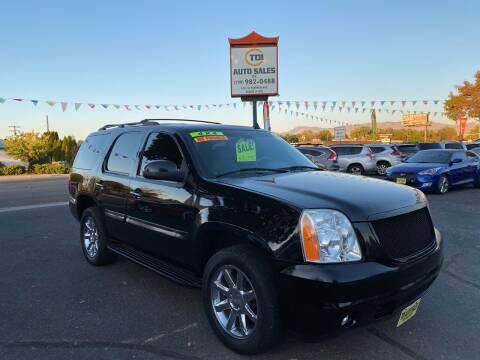 2007 GMC Yukon for sale at TDI AUTO SALES in Boise ID