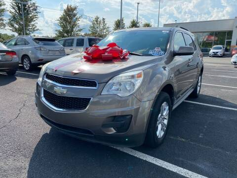 2011 Chevrolet Equinox for sale at Charlotte Auto Group, Inc in Monroe NC