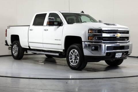 2018 Chevrolet Silverado 3500HD for sale at Truck Ranch in Twin Falls ID