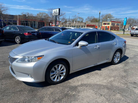2013 Lexus ES 300h for sale at BWK of Columbia in Columbia SC