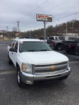 2013 Chevrolet Silverado 1500 for sale at MARLAR AUTO MART SOUTH in Oneida TN