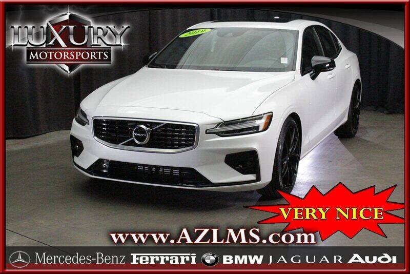 2019 Volvo S60 for sale at Luxury Motorsports in Phoenix AZ
