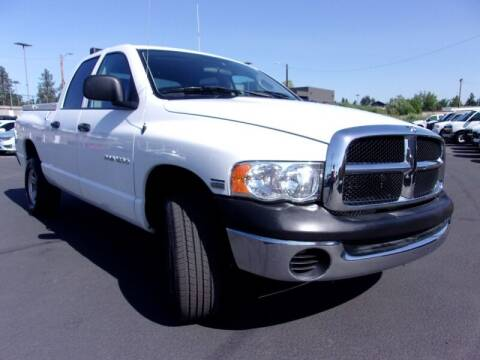 2003 Dodge Ram Pickup 1500 for sale at Delta Auto Sales in Milwaukie OR