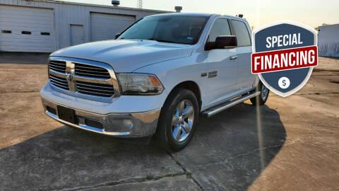 2014 RAM Ram Pickup 1500 for sale at ZORA MOTORS in Rosenberg TX