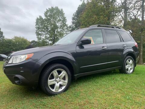 2009 Subaru Forester for sale at C & C Automotive in Chicora PA