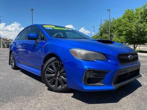 2018 Subaru WRX for sale at UNITED Automotive in Denver CO