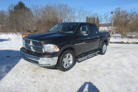 2011 RAM Ram Pickup 1500 for sale at Clearwater Motor Car in Jamestown NY