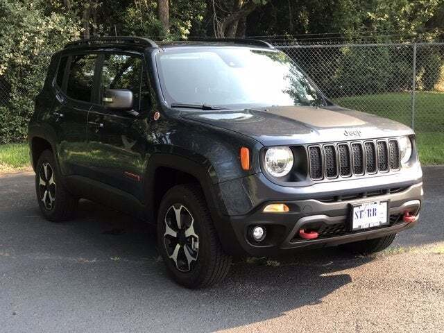 2021 Jeep Renegade for sale in Suffolk, VA