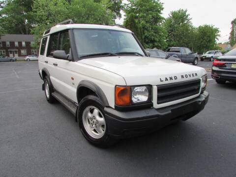 2001 Land Rover Discovery Series II for sale at K & S Motors Corp in Linden NJ