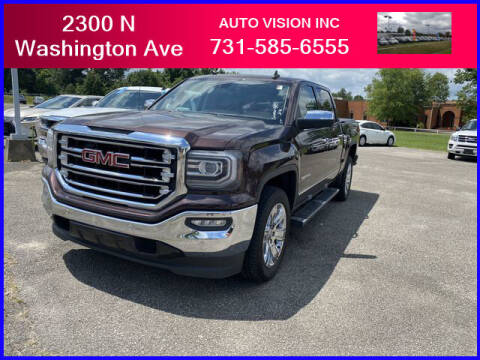 2016 GMC Sierra 1500 for sale at Auto Vision Inc. in Brownsville TN