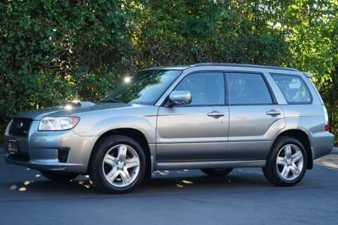 2007 Subaru Forester for sale at Beaverton Auto Wholesale LLC in Hillsboro OR