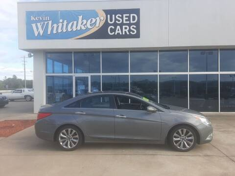 2012 Hyundai Sonata for sale at Kevin Whitaker Used Cars in Travelers Rest SC