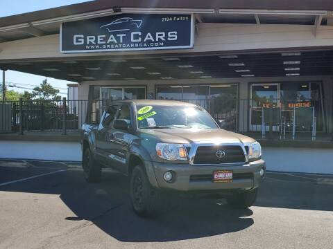 2009 Toyota Tacoma for sale at Great Cars in Sacramento CA