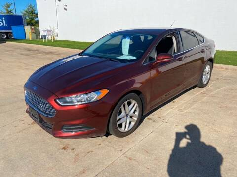 2016 Ford Fusion for sale at TKP Auto Sales in Eastlake OH