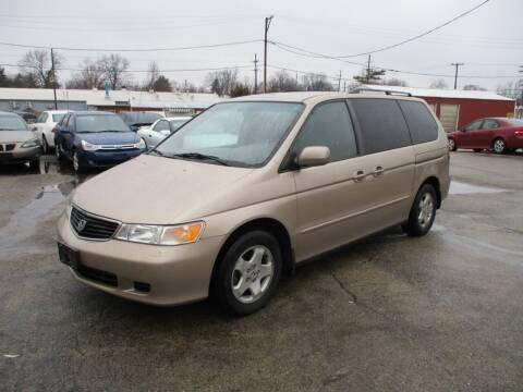 1999 Honda Odyssey for sale at RJ Motors in Plano IL