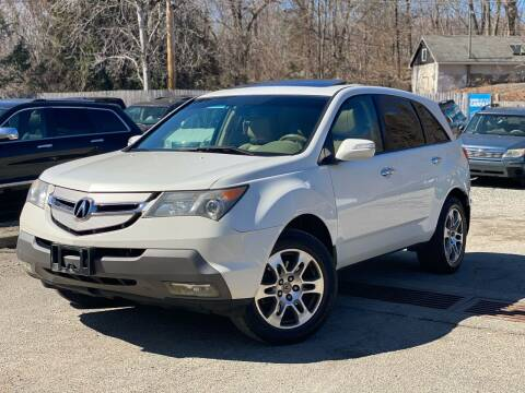 2008 Acura MDX for sale at AMA Auto Sales LLC in Ringwood NJ
