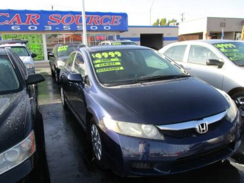 2009 Honda Civic for sale at Car One - CAR SOURCE OKC in Oklahoma City OK