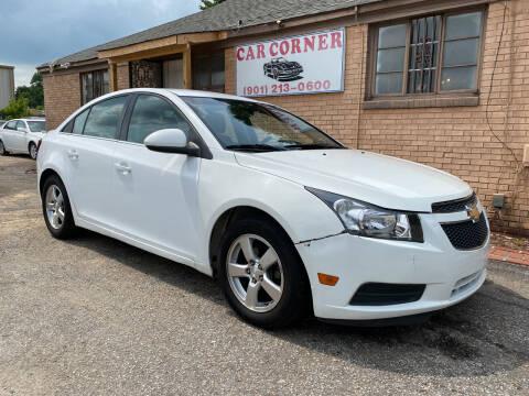 2013 Chevrolet Cruze for sale at Car Corner in Memphis TN