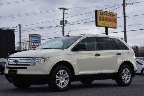 2007 Ford Edge for sale at Broadway Garage of Columbia County Inc. in Hudson NY