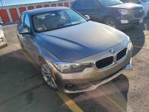 2016 BMW 3 Series for sale at Swan Auto in Roscoe IL