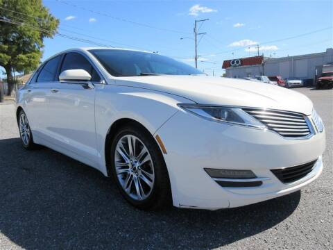 2013 Lincoln MKZ for sale at Cam Automotive LLC in Lancaster PA