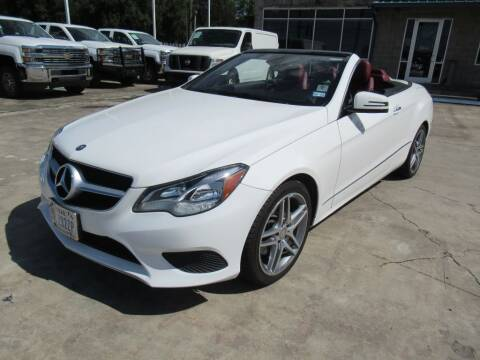 2014 Mercedes-Benz E-Class for sale at Lone Star Auto Center in Spring TX