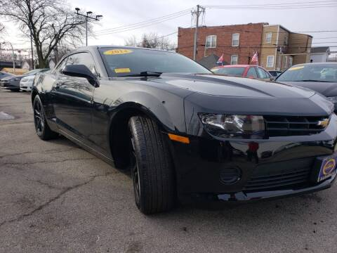 2014 Chevrolet Camaro for sale at AutoBank in Chicago IL