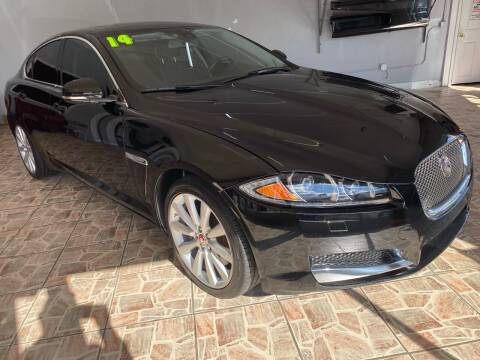 2014 Jaguar XF for sale at TOP SHELF AUTOMOTIVE in Newark NJ