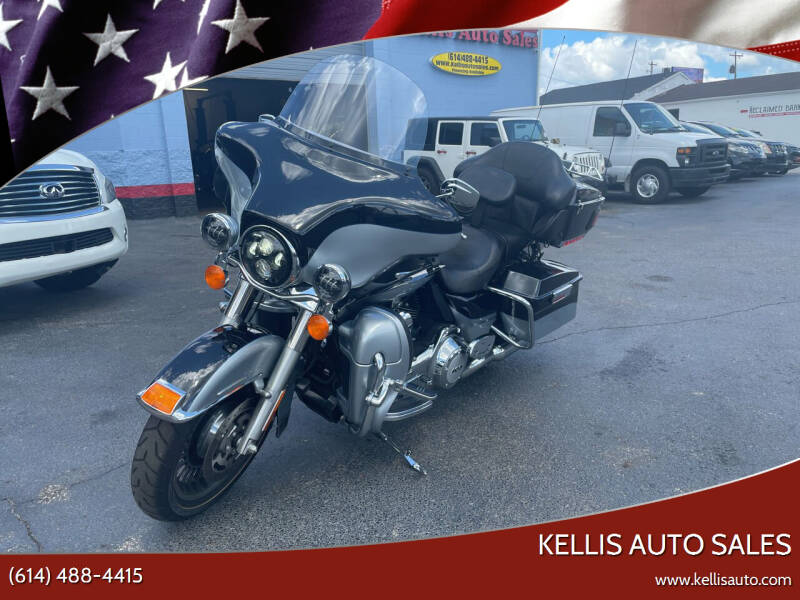 2012 Harley davidson ULTRA CLASSIC for sale at Kellis Auto Sales in Columbus OH
