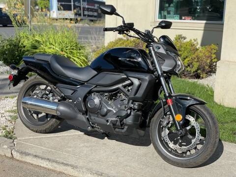 2014 Honda CTX 700 for sale at Harper Motorsports-Powersports in Post Falls ID