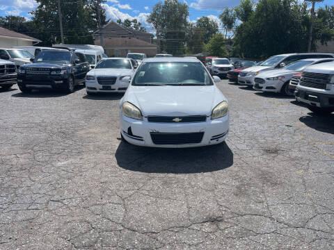 2010 Chevrolet Impala for sale at All Starz Auto Center Inc in Redford MI