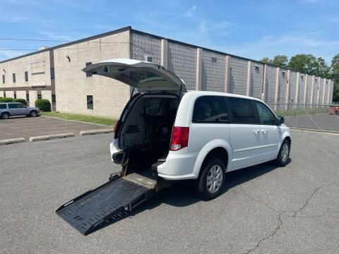 2016 Dodge Grand Caravan for sale at State Road Truck Sales in Philadelphia PA